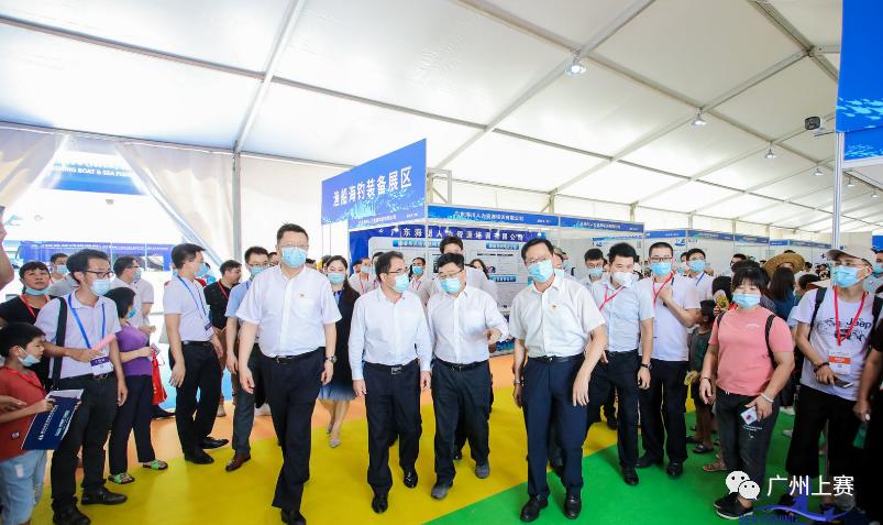 好久不见!这次我们参加了2020年中国南海(阳江)渔业海钓装备展览会